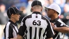 Brees talks replacement refs