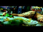 Navadeep with Dangerous snakes scene from yagam movie
