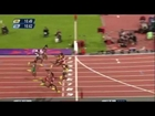 Olympics 2012 Shelly Ann Fraser Pryce 10.75s Gold 100m London
